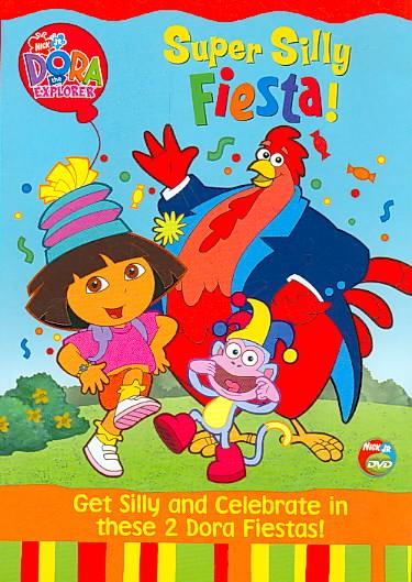 Dora the Explorer - Super Silly Fiesta! (VHS, 2004) HTF ...